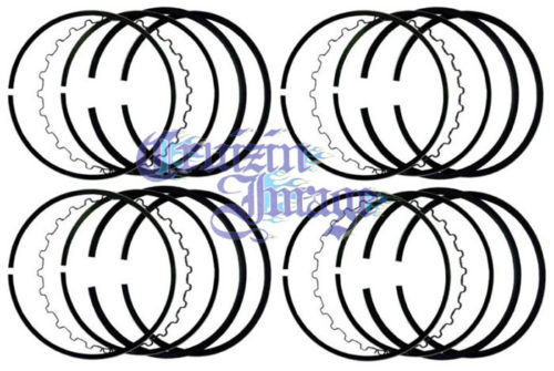 84 87 Honda Vf700 Vf700f Vf700s 70mm Standard Piston Rings Set 4