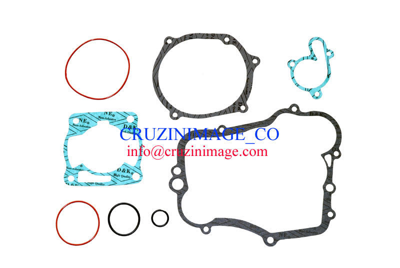 19931998 Yamaha Yz80 Engine Gasket Set: Yz80 Engine Diagram At Jornalmilenio.com
