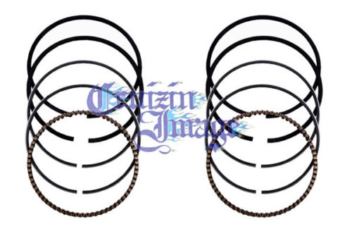 80 88 Suzuki Gs450 Standard Piston Rings Set