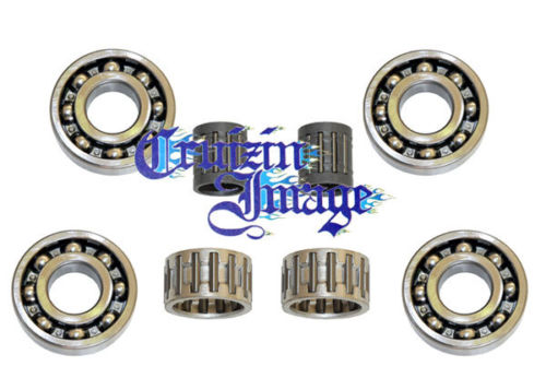YAMAHA RZ350 52Y CRANKSHAFT BEARINGS KIT | CRUZINIMAGE NET